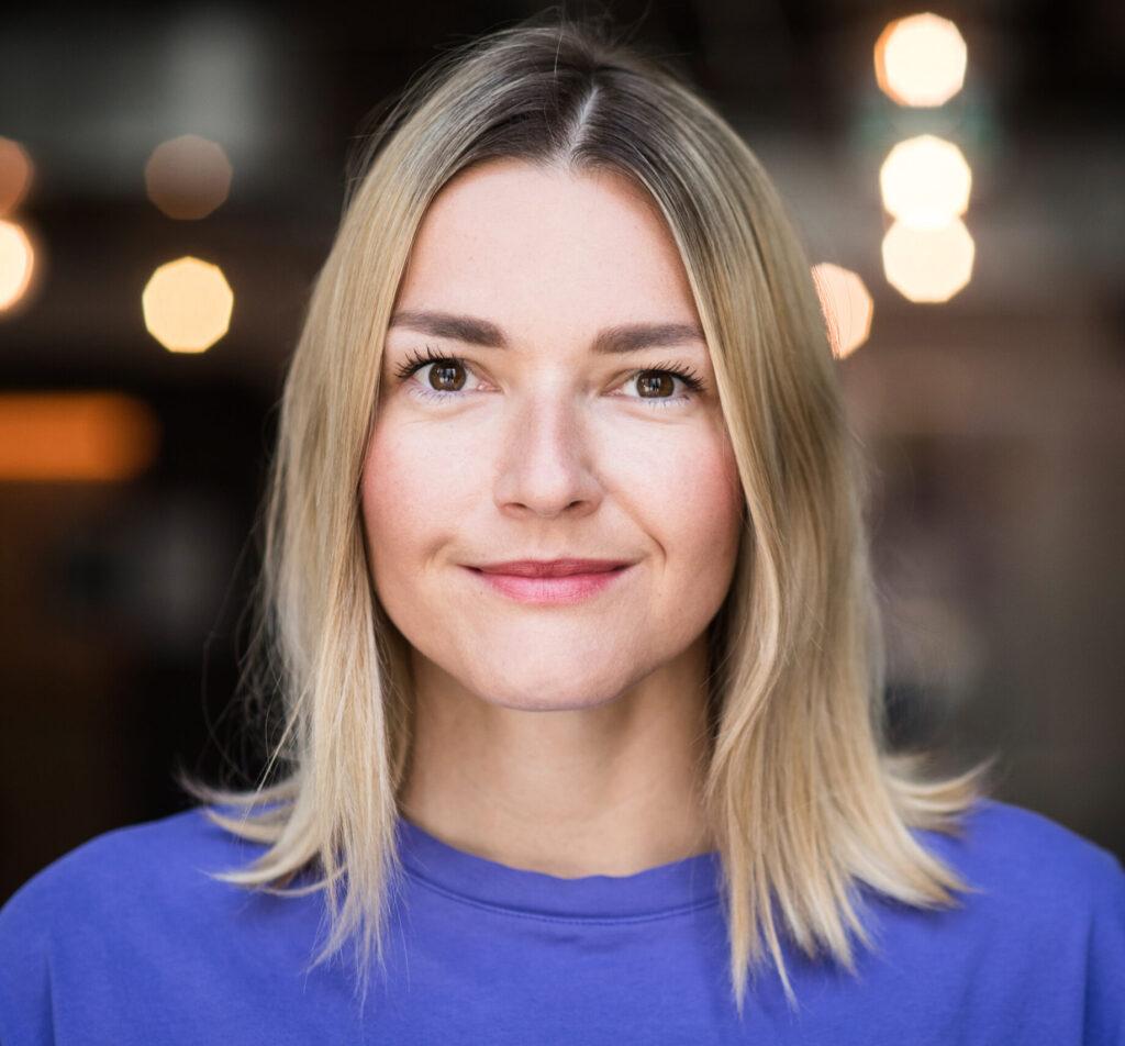Kamila Wabnik Portrait